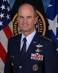 Photo of General Kevin Chilton