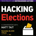 Hacking Elections: A Conversation with Matt Tait